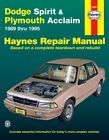 Repair Manual Haynes 30060