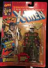 TOYBIZ MARVEL X MEN WOLVERINE FIGURE LOT 5TH EDITION BLACK  GREEN NEW