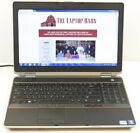 Dell Latitude E6520 Laptop i5 26GHz 4GB 500GB Webcam 156 HD DVDRW Wifi SP7