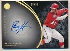 BRYCE HARPER 2016 TOPPS THE MINT FRANCHISE ON CARD AUTOGRAPH SP AUTO #25 55