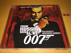 007 JAMES BOND cd FROM RUSSIA WITH LOVE game soundtrack C LENNERTZ ost PROMO