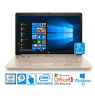 HP 17 Intel i3 8130U 8GB 1TB HDD 173 Touch Screen Laptop with MS Office 365