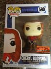 Funko Pop! Cheryl Blossom Riverdale 590 Hot Topic Exclusive Pre-Release NEW