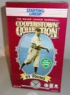 "Cy Young Boston Starting Lineup Cooperstown Collection 12"" Poseable Figure NIB"