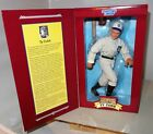 "Ty Cobb Tigers Starting Lineup Cooperstown Collection 12"" Poseable Figure NIB"