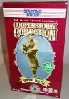"Babe Ruth Red Sox Starting Lineup Cooperstown Collection 12"" Poseable Figure NIB"