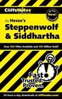 NEW CliffsNotes on Hesses Steppenwolf  Siddhartha CLIFFSNOTES LITERATURE