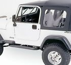 Soft Top-Complete Kit Rampage 68035 fits 87-95 Jeep Wrangler