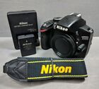 Nikon D3200 242 MP Digital SLR Camera Black Body Only diopter issue