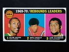 1970-71 Topps Basketball Cards 8