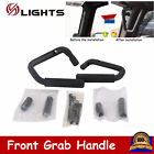FrontRear Roll Grab Handle Bars Steel Side Door Set For 07 19 Jeep Wrangler JK