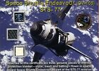 STS 77 3 Thermal Blanket Fragments Flown on Space Shuttle Endeavour NASA