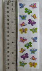 Mrs Grossman BUTTERFLIES PETITE Reflections Strip of Pretty Petite Stickers