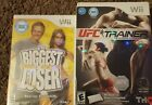 UFC Personal Trainer The Ultimate Fitness System Biggest Loser Wii Game