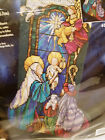 Bucilla 60755 NATIVITY Needlepoint Christmas Stocking Kit Rossi Sealed