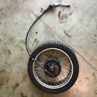 Honda CRF70F XR70R Wheel assembly 44650-gcf-681