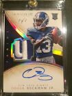 Odell Beckham Jr's One-Handed TD Catch Signed Memorabilia Selection Continues to Expand at All Price Points 23