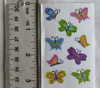 Mrs Grossman BUTTERFLIES PETITE Reflections Half Strip of Petite Stickers