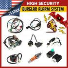 Full Electrics Wiring Harness CDI 50cc 70cc 110cc 125cc ATV +Remote Start Switch