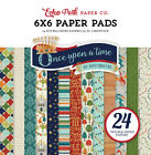 Echo Park Paper ONCE UPON A TIME PRINCE 6x6 Scrapbook Paper Cardstock Pad