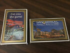 2 decks of San Manuel Indian Bingo & Casino Highland CA Gemaco Playing Cards