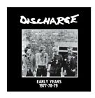 Discharge - Early Years 1977-78-79 - CD - UK Punk...Sex Pistols, Wire, Damned...