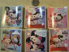 6 LARGE  SNOOPY FIFI STICKERS PEANUTS MOVIE SCRAPBOOK  LOVE HEARTS VALENTINES