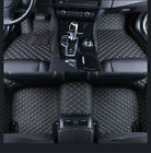 Car Floor Mats Mercedes-benz W204 W205 C200 C300 C350 C63 Amg Custom Knitting