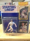 Mike Greenwell 1990 Starting Lineup SLU Boston Red Sox Excellent Condition