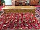 Pennsylvania House Oak Sofa Table - Vintage Hall Table - Delivery Available