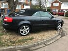 AUDI A4 SPORT 24 CABRIOLET CHEAP EARLY SUMMER BARGAIN