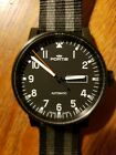 $2000 Fortis Pilot Professional Spacematic PVD Black - Excellent