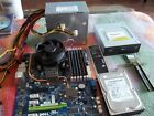 XPS Motherboard i7 333ghz 12gb ddr3 WiFi PS Hard Drive combo