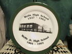 Homer Laughlin China  EXCLUSIVE Wells School, Newell WV Reunion Plate