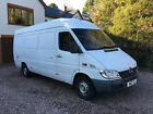Mercedes Sprinter 311 cdi LWB No VAT very clean  reliable