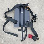 Back Plate with Harness DIVE RITE Backplate Backpack for SCUBA BCD and Tanks