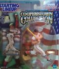 1999 Ted Williams Red Sox Starting Lineup Baseball Cooperstown Collection NIP