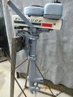 Evinrude antique outboard motor 15hp Mate 1968 very clean Original Complete