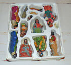 Home For The Holidays Christmas Nativity African American Set 11 Pcs