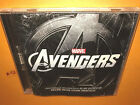 Marvel THE AVENGERS 1 score CD soundtrack INTRADA 19 track VER ironman SILVESTRI