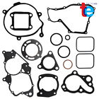 Tusk Complete Gasket Kit Top & Bottom End Engine Set For Honda CR85R 2003-2007
