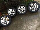 VW Golf MK4 1997 2004 Avus Alloy Wheels Set of 4 15inch 5x100 Polo Skoda