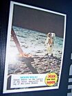 1969 Topps Man on the Moon Trading Cards 10