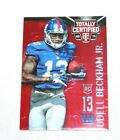 Odell Beckham Jr. Rookie Card Guide and Visual Checklist 67