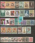 37 STAMPS from Vatican City USED MH MNH