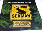 SEAMAN The Sound Track of Life CD Limited Edition Game Play Station 2 Hobby A34