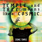 COSMIC TEMPLE-TEMPLE AND TREE MEANS LIKE A COSMIC CD NEW