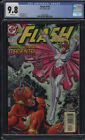 Flash #170 CGC 9.8 W Pgs 1st Appearance Cicada David Hersch Geoff Johns Bolland