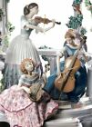 NEW Lladro Summertime Symphony High Porcelain Retail $18,000 BIN $11,995