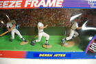 Starting Lineup Action Figure 1998 Freeze Frame Derek Jeter HOF New York Yankees